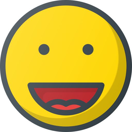 emoji, emote, emoticon, emoticons, laugh icon