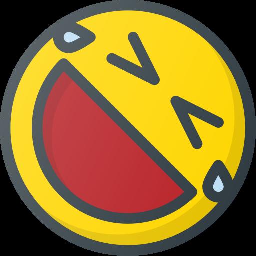 emoji, emote, emoticon, emoticons, rotfl icon