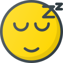 emoji, emote, emoticon, emoticons, sleeping icon