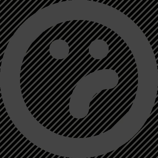 Angry, emoji, emoticon, happy, sad, smile icon - Download on Iconfinder