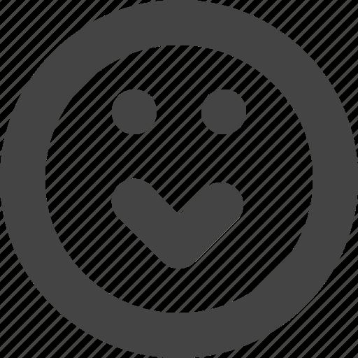angry, emoji, emoticon, happy, sad, smile icon