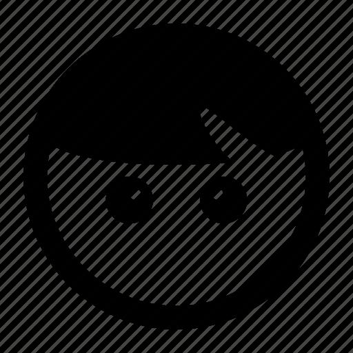 Emoji, emoticons, normal, smiley icon - Download on Iconfinder