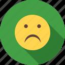 abuse, alone, depressed, depression, sad, upset icon