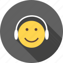 mp3, music, player, record, smartphone, vinyl icon