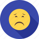 child, flu, health, illness, lying, sick, temperature icon