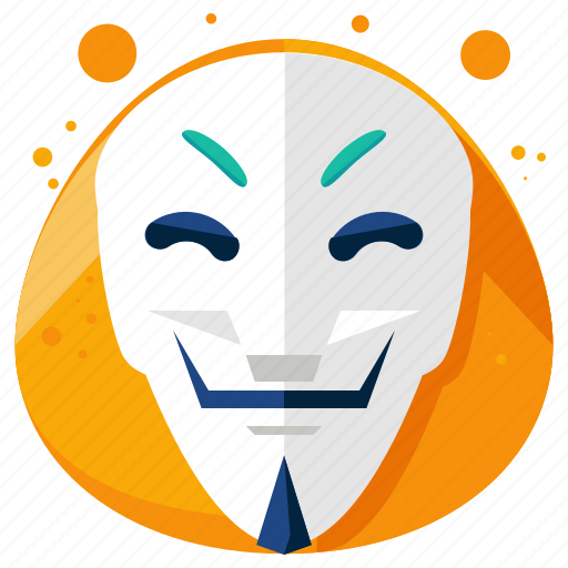 emoji, emoticon, face, mask, masked, smiley icon