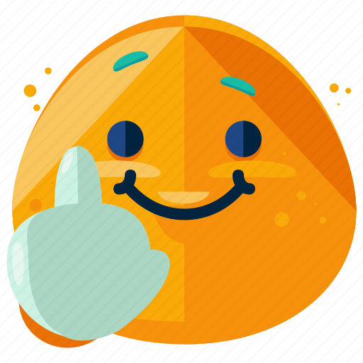 emoji, emoticon, emotion, face, finger, middle, smiley icon