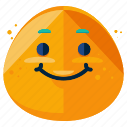 emoji, emoticon, emotion, face, happy, smile, smiley icon