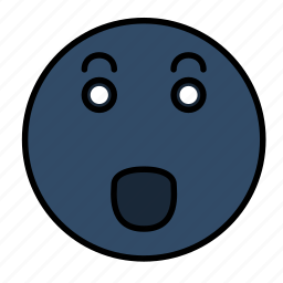 cartoon, emoji, emoticon, emotion, expression, smile, smiley icon