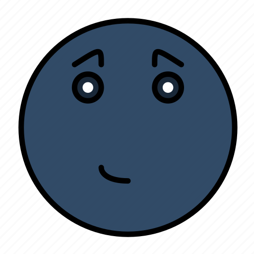 cartoon, cute, emoji, emoticon, emotion, expression, smiley icon