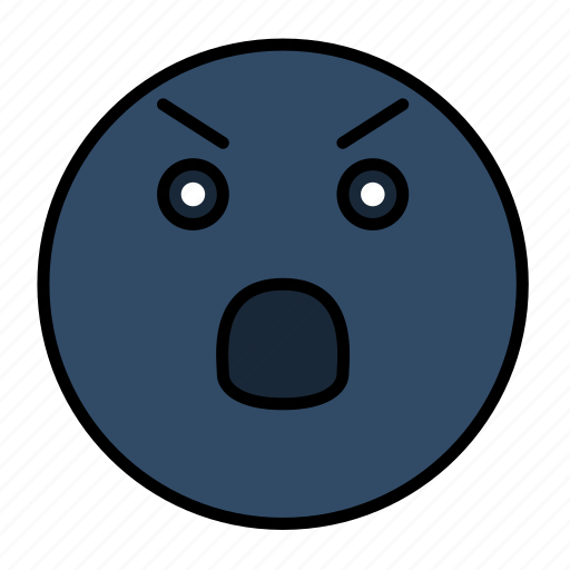 emoticon, evil, smiley icon