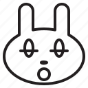 absent, abstracted, emotion, face, head, minded, question mark, sign, vacant icon