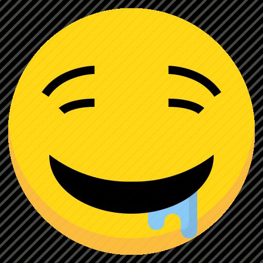avatar, emoji, emoticon, emotion, face, hungry, user icon