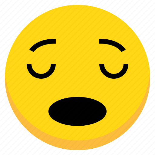 Emoji, emoticon, emotion, face, relax, relief icon - Download on Iconfinder