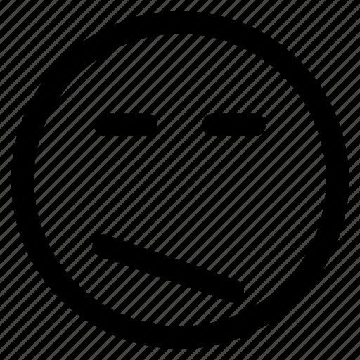 Icon, smile, emoji icon - Download on Iconfinder