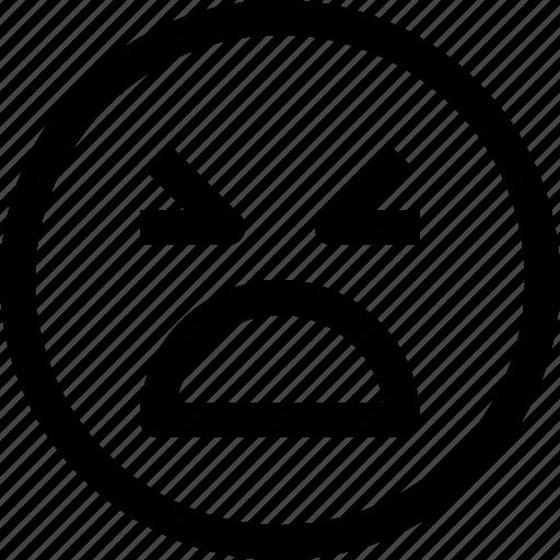 emoji, emotion, emotional, face, feeling, surprised icon