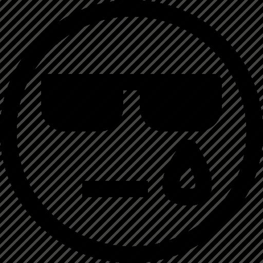 emoji, emotion, emotional, face, feeling, financial icon
