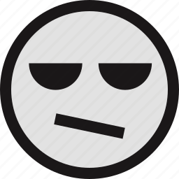 bored, emotion, face, faces icon