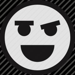 emotion, face, faces, happy, so icon