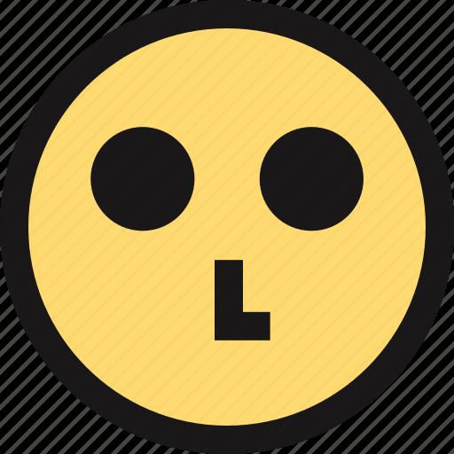 emotion, face, faces, thinking icon