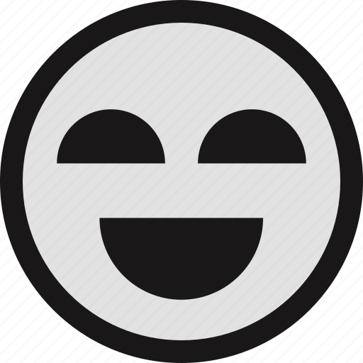 emotion, face, faces, happy, smile icon