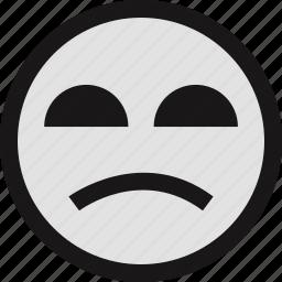 cry, emotion, face, faces, sad icon