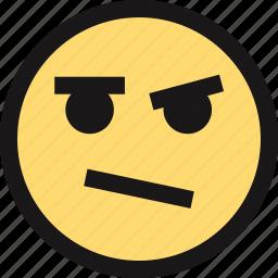 emotion, face, faces, joy, sad icon