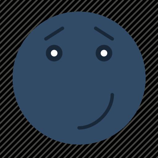 cute smiley, emotion, happy, happy smiley, kind smiley, smile, smiley icon