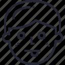 avatar, emoji, emotion, feel, feeling, happy, human, people icon
