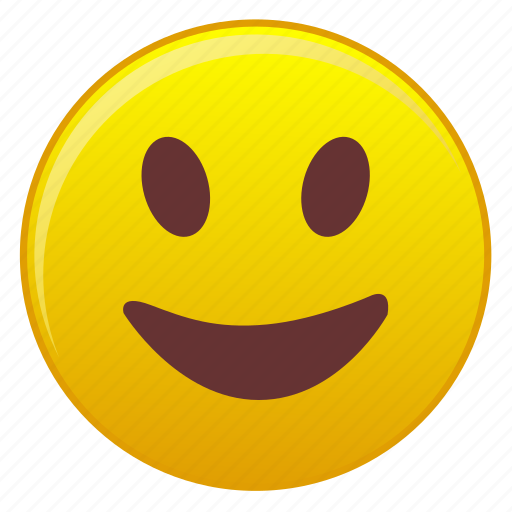 emotion, face, happy, smile icon