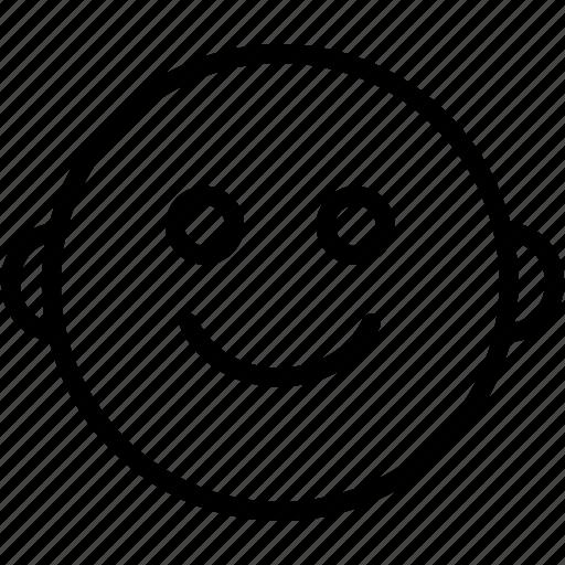 Emoticon, smile, emoji, emotion, face, happy, smiley icon - Download on Iconfinder