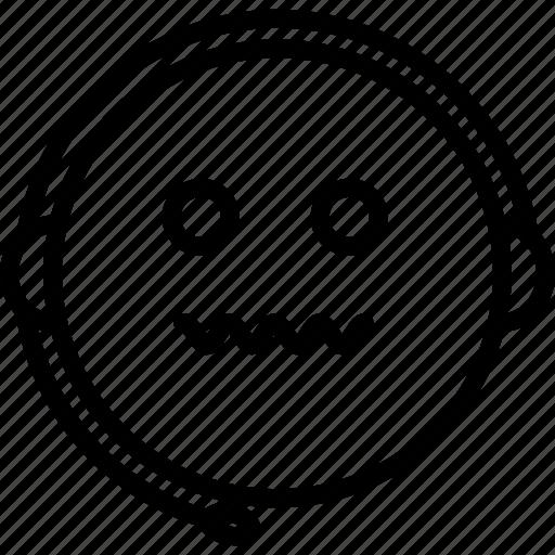 customer, emoji, emoticon, emotion, face, smiley, support icon