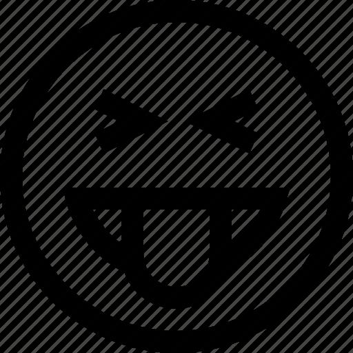 avatar, chat, emotion, face, happy, profile, sad icon