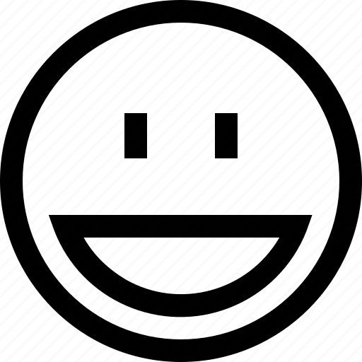 avatar, chat, emotion, face, happy, profile, smile icon