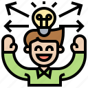 ability, development, efficiency, improve, self icon