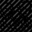company, employee, organization, resources, teamwork icon