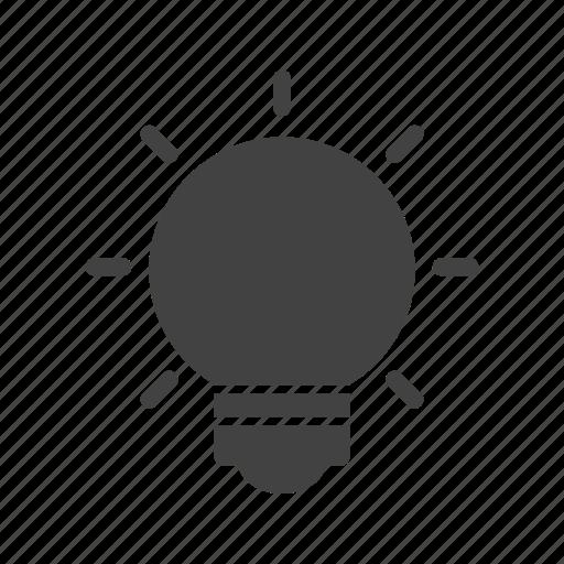 Bulb, creative, creativity, idea, innovation, thinking icon - Download on Iconfinder