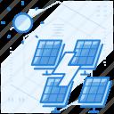 energy, power, solar, panel icon