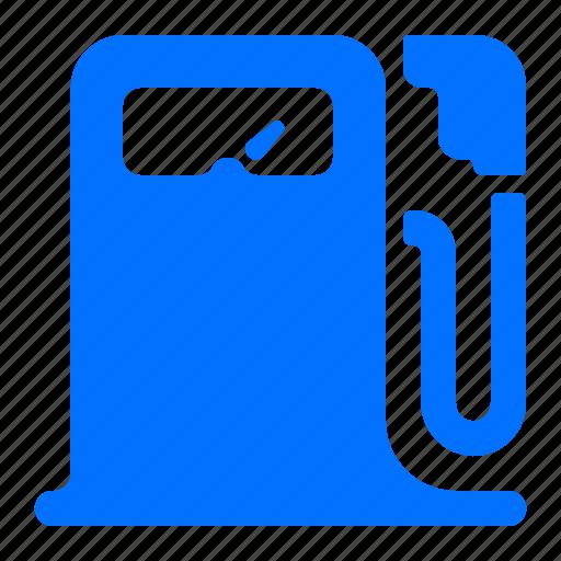 energy, gasoline, power icon