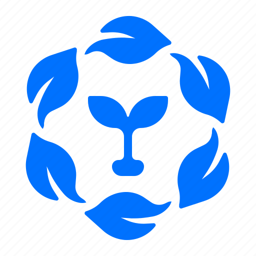 Energy, leaves, plant, power icon - Download on Iconfinder