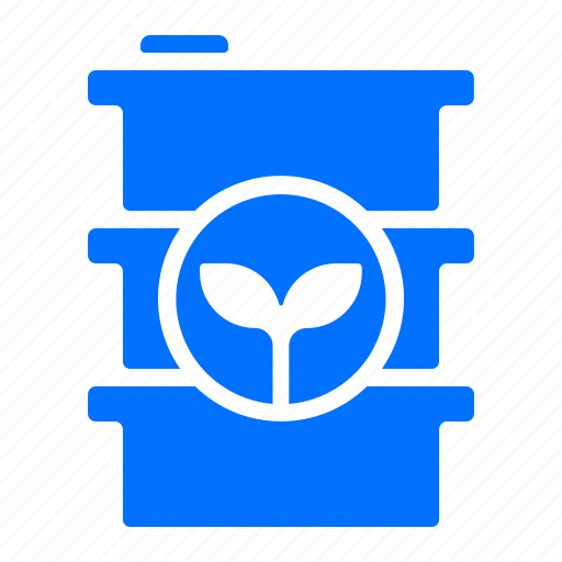 canister, energy, plant, power icon