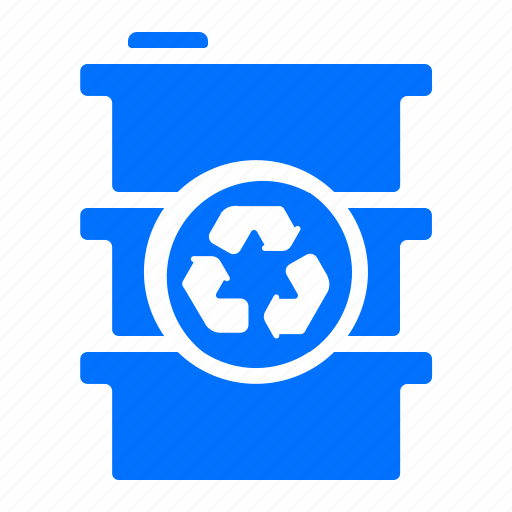 canister, energy, power, recycle icon