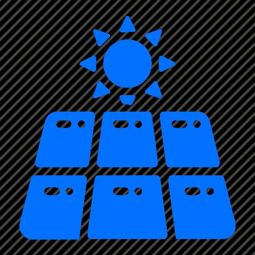 energy, power, solar icon