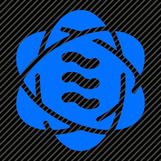 energy, power, science, stream icon