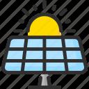 energy, heat, panel, power, solar, sun
