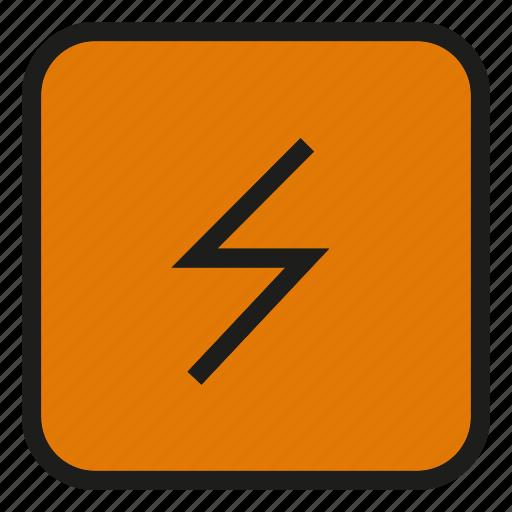 bolt, electricity, energy, power, thunderbolt icon