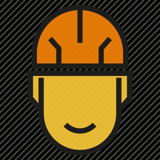 enginer, labor, mechanic, operator, safety, technician icon