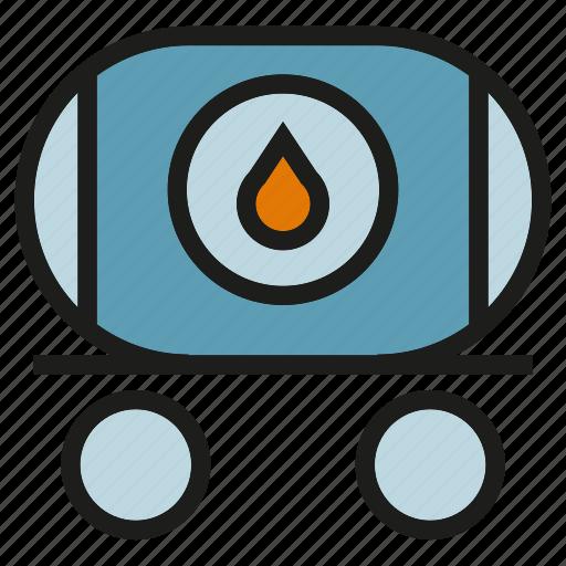 barrel, energy, fuel, gas, industry, oil, petroleum icon