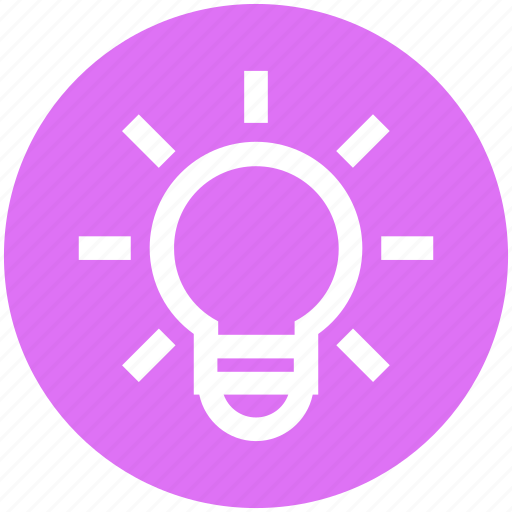 Bulb, bulb light, creativity, electric, energy, idea, light icon - Download on Iconfinder