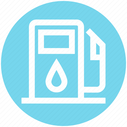 Fuel, gas, gas pump, gas station, petrol, petrol station, pump icon - Download on Iconfinder